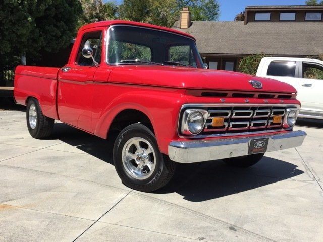 1964 ford f100 shortbed pickup