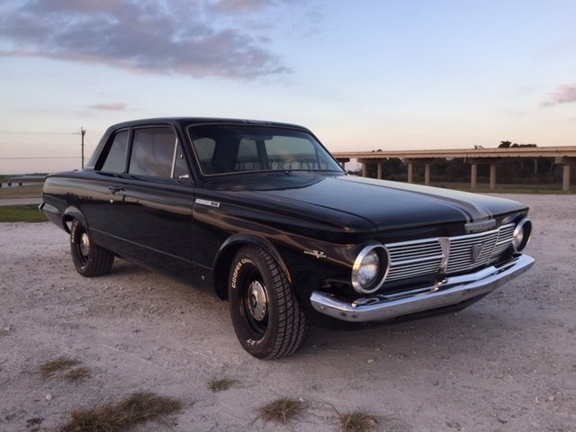 1965 plymouth valiant sedan
