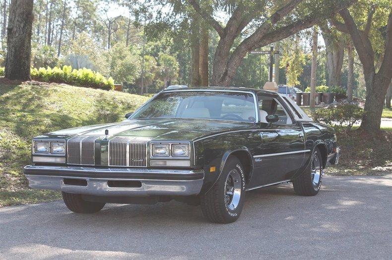1976 Oldsmobile Cutlass Supreme