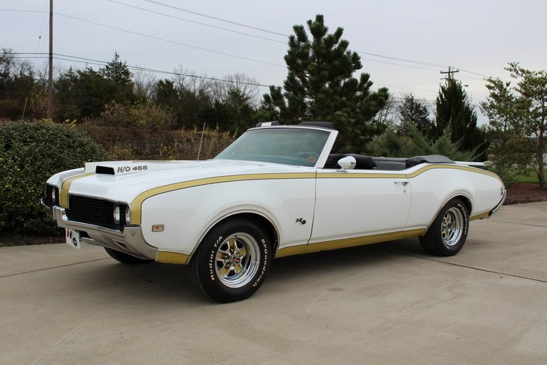 1969 oldsmobile hurst olds convertible tribute