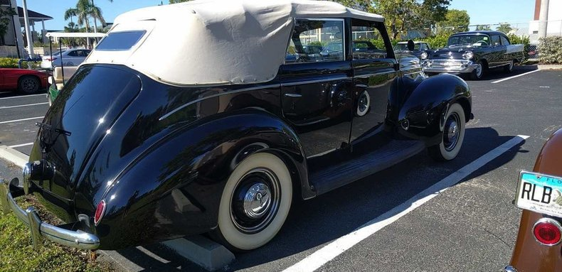 1939 Ford Four Door
