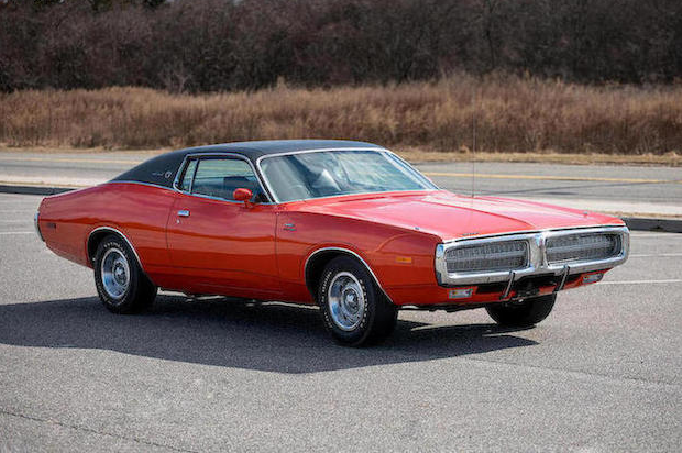 1972 Dodge Charger SE