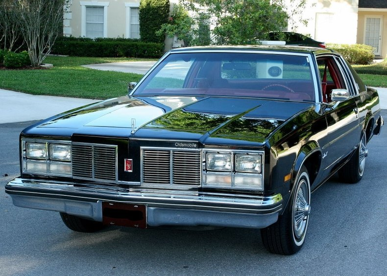 1977 Oldsmobile Delta 88 Royale