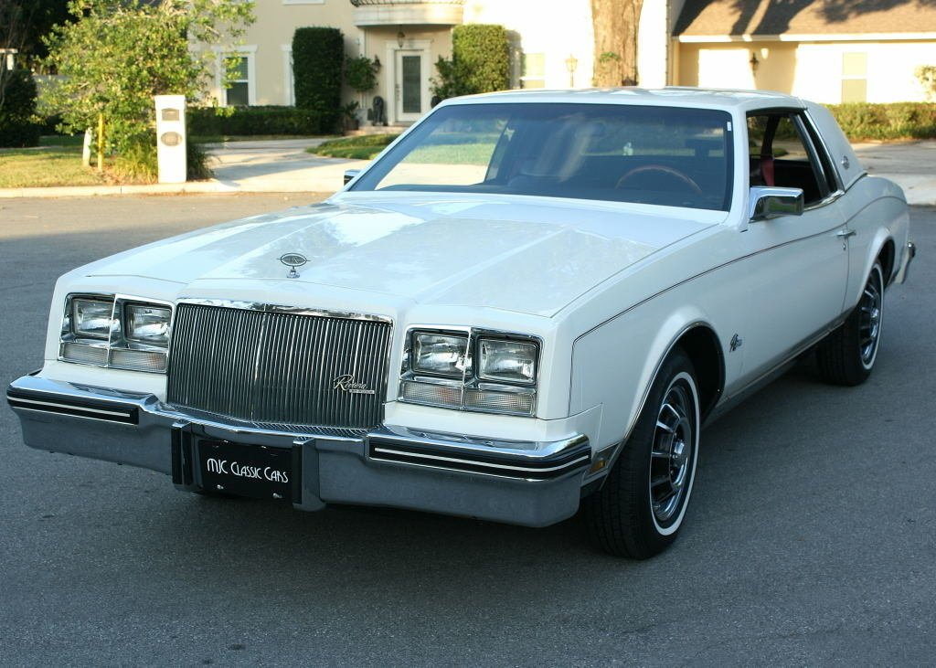 1980 buick riviera coupe