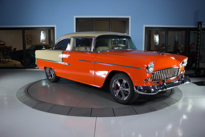 1955 chevrolet 150 restomod