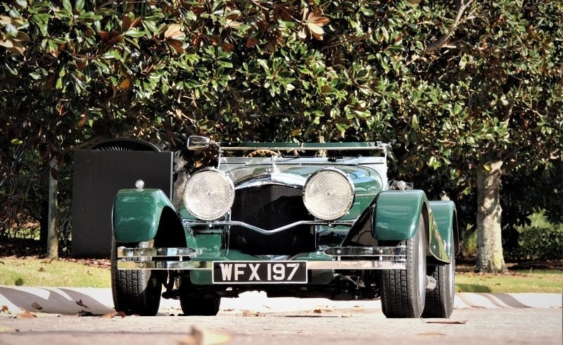 1949 bentley mk 6 special roadster