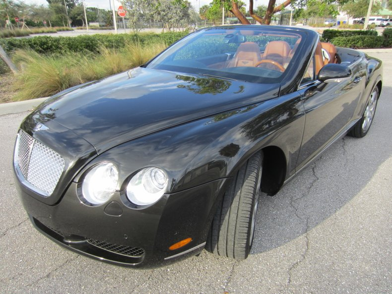 2008 Bentley GTC Mulliner