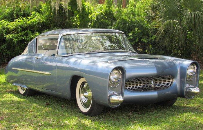 1950 mercury prototype leo lyons coupe
