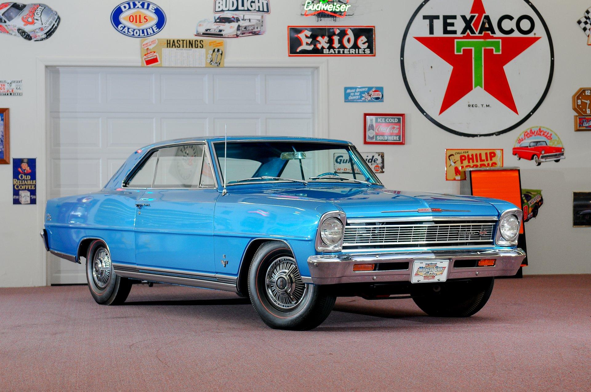 1966 chevrolet nova l79 hardtop