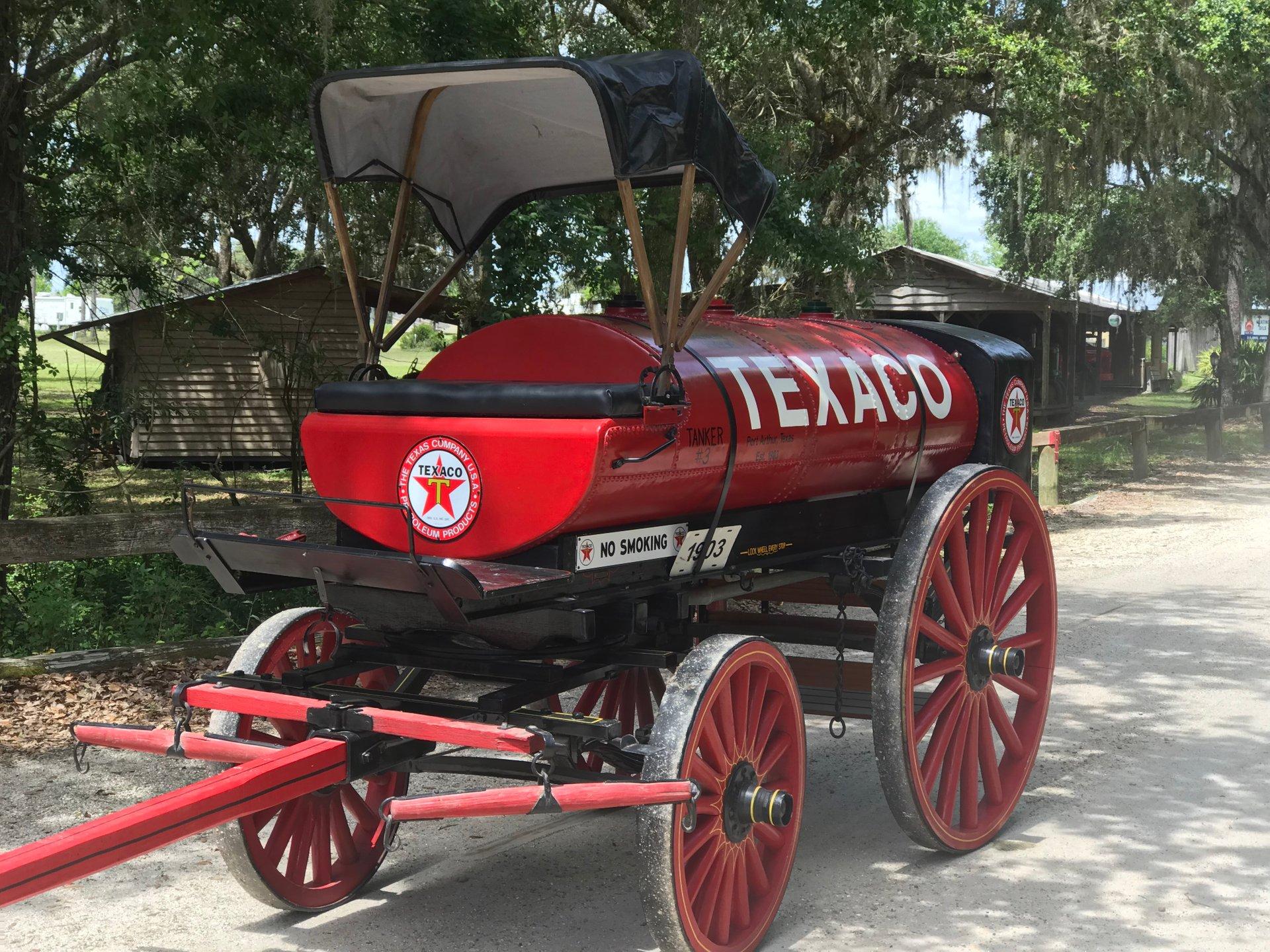 1903 texaco petroliana collection