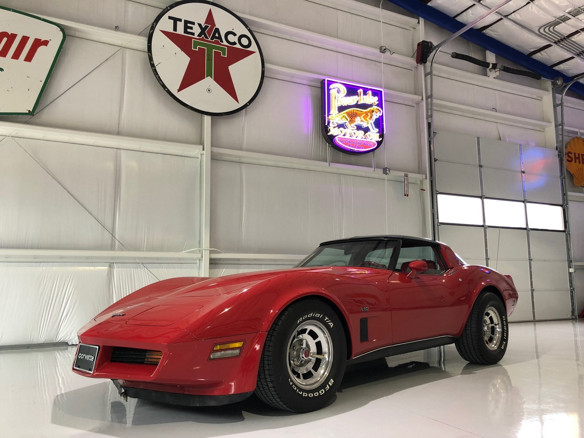 1980 chevrolet corvette t top coupe