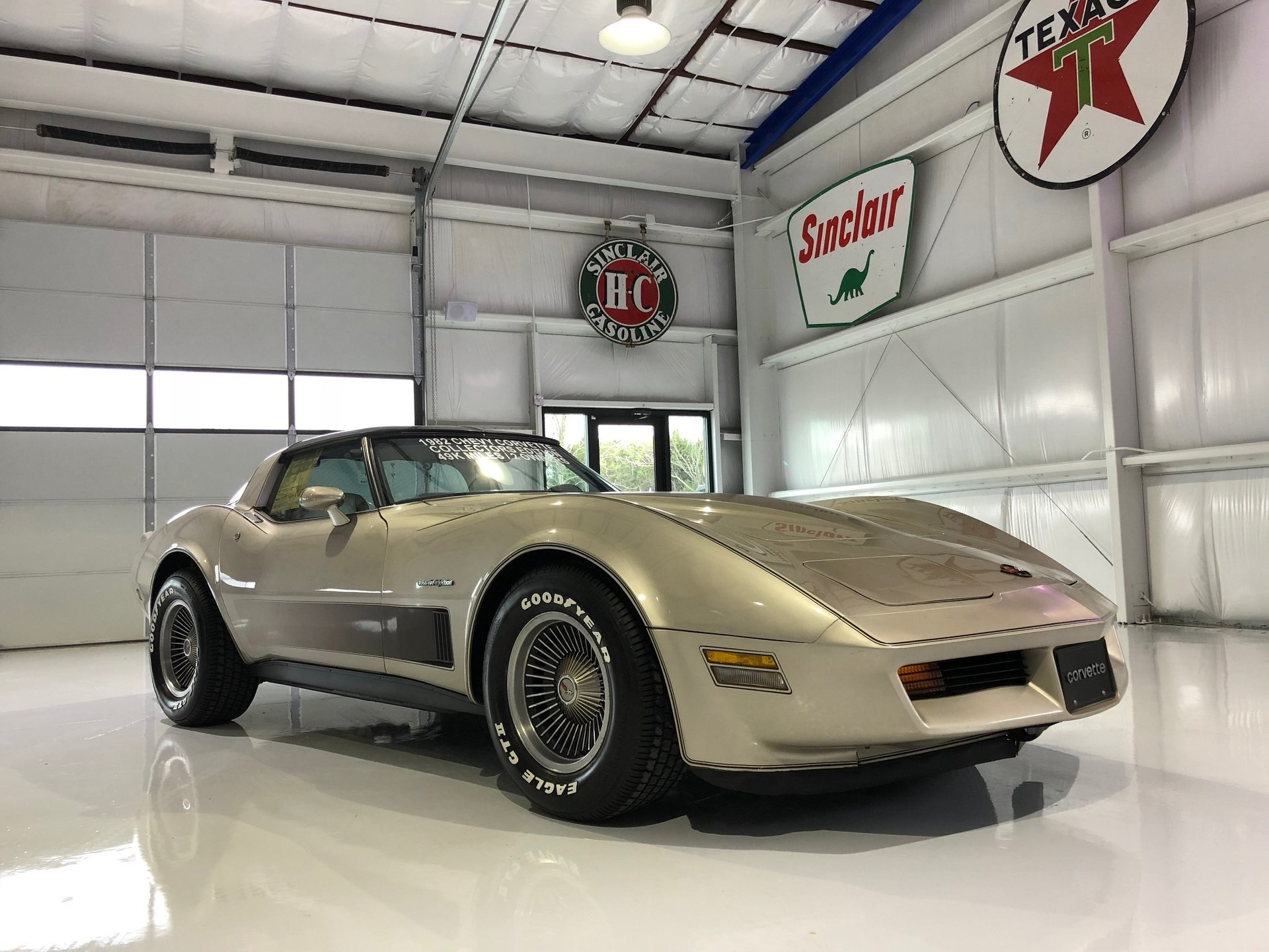 1982 chevrolet corvette collector s edt coupe