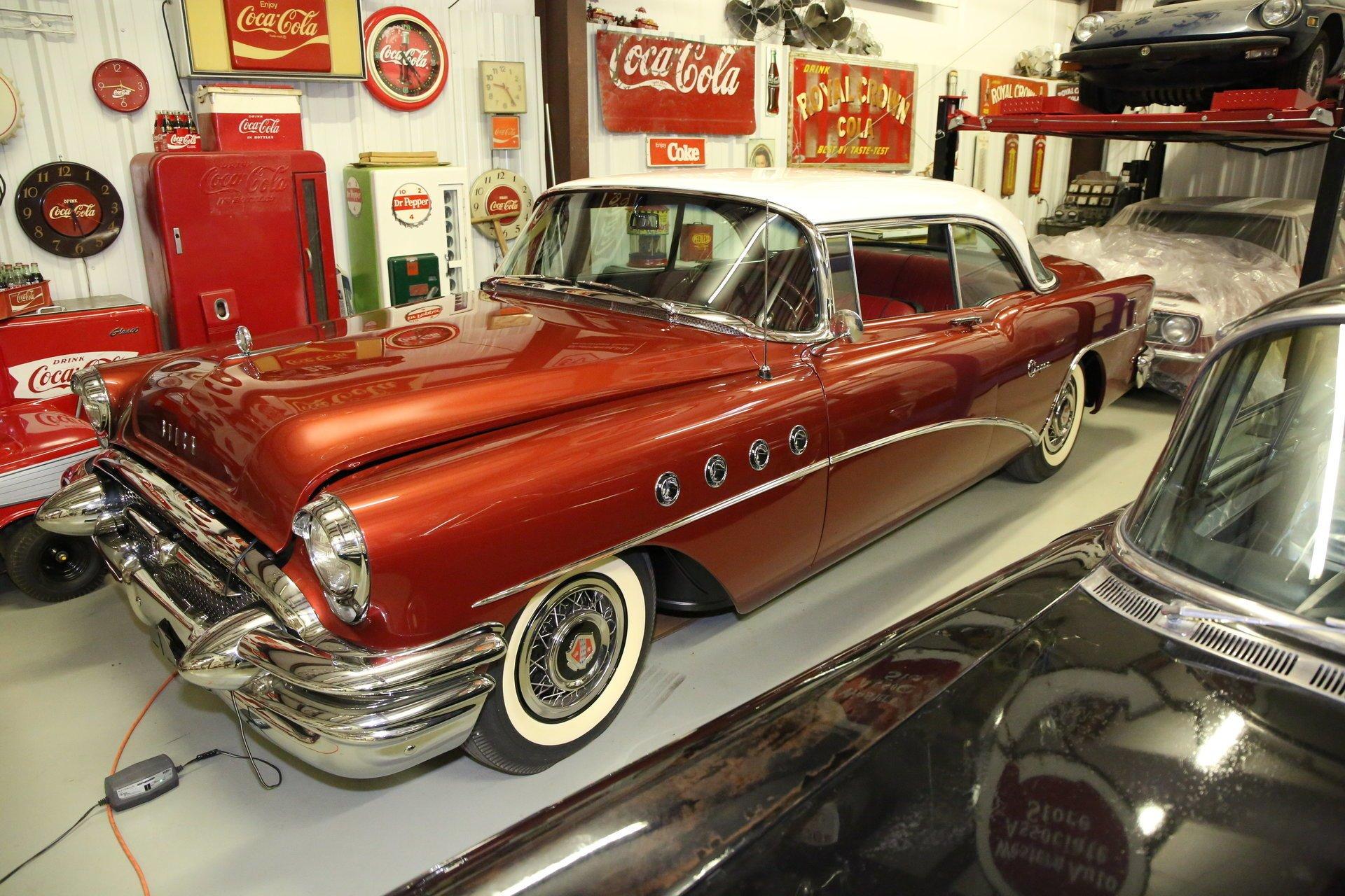1955 buick super 56r hardtop