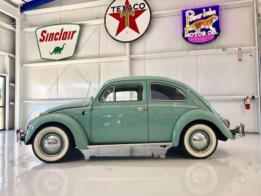 1963 volkswagen beetle sedan