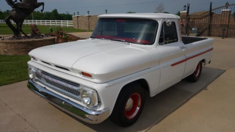 1965 chevrolet c10 restomod pickup