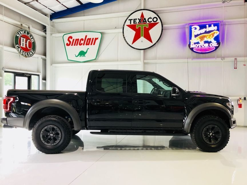 2018 ford f150 raptor pickup