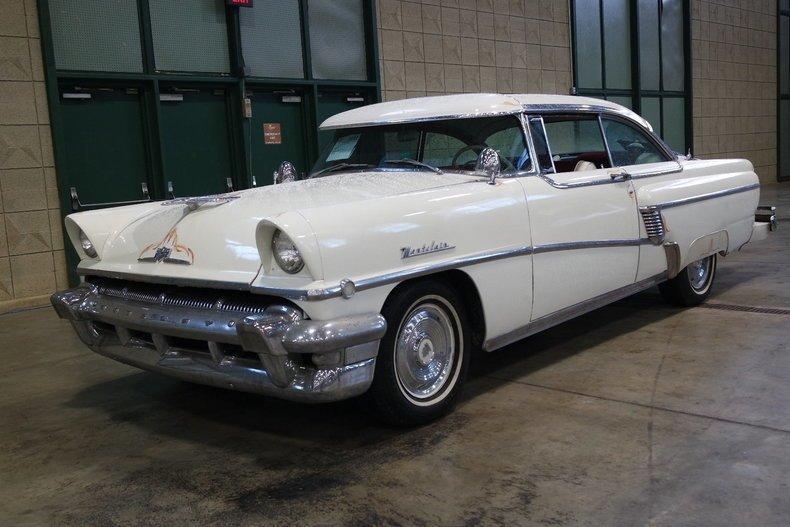 1956 mercury montclair hardtop