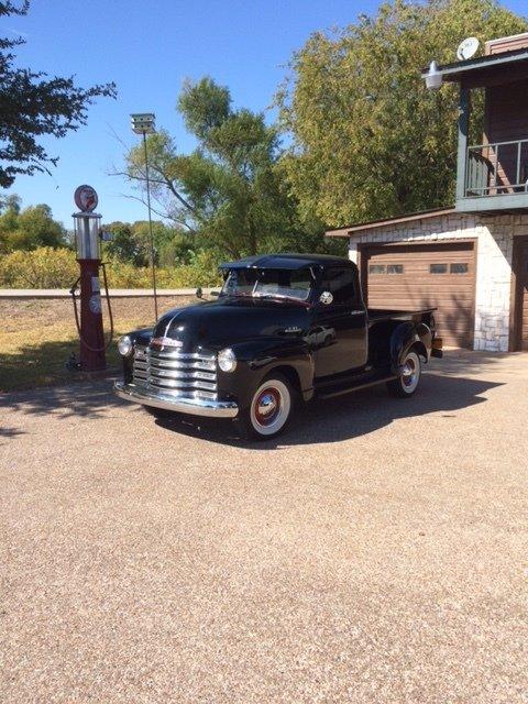 1953 Chevrolet 3100 5-Window