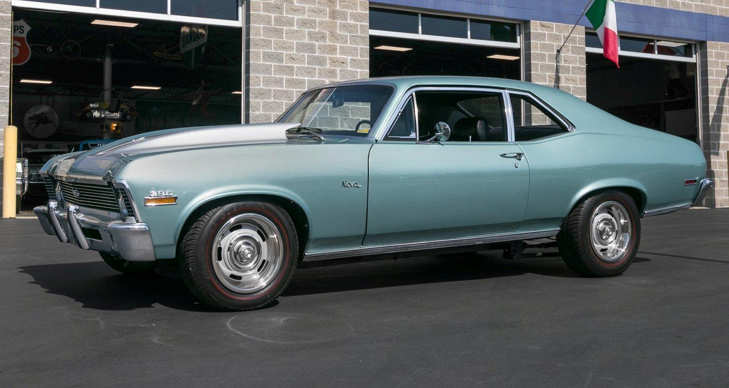 1970 chevrolet nova hardtop