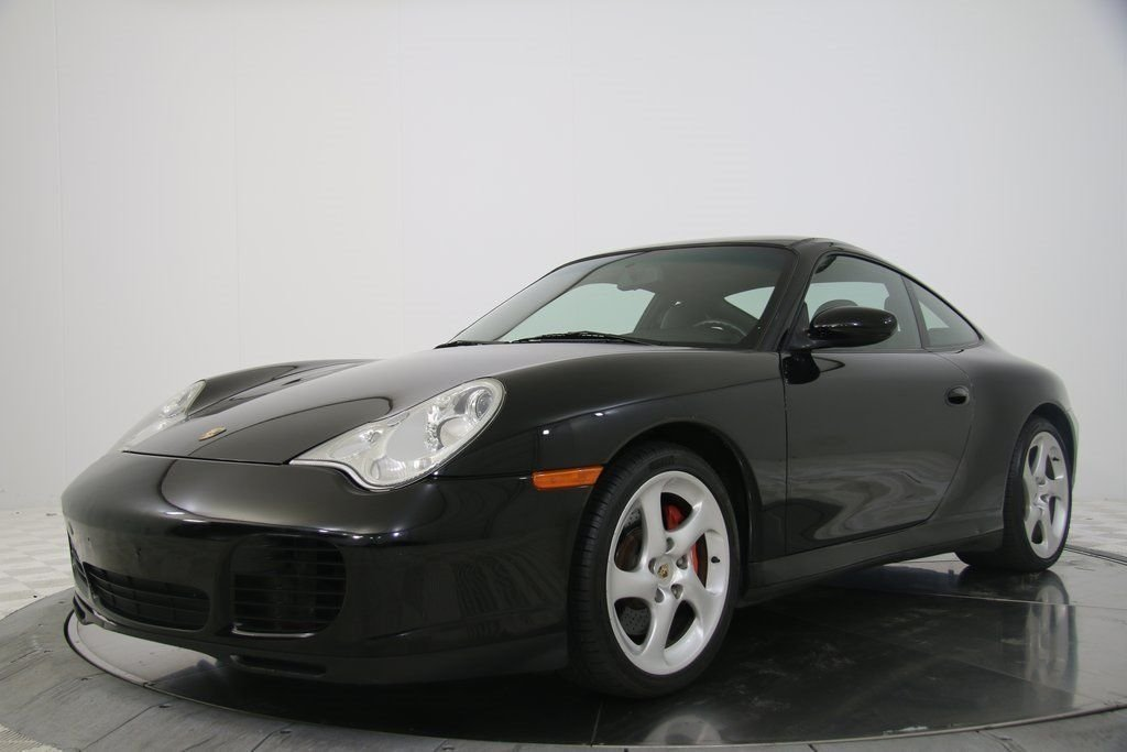 2002 porsche 911 carrera 4s coupe