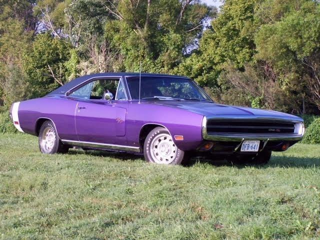 1970 dodge charger r t 440 hardtop