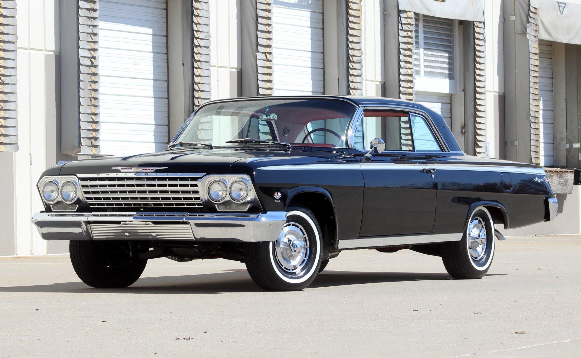 1962 chevrolet impala ss 409 hardtop