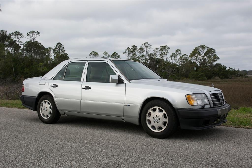1995 mercedes benz e420 sedan