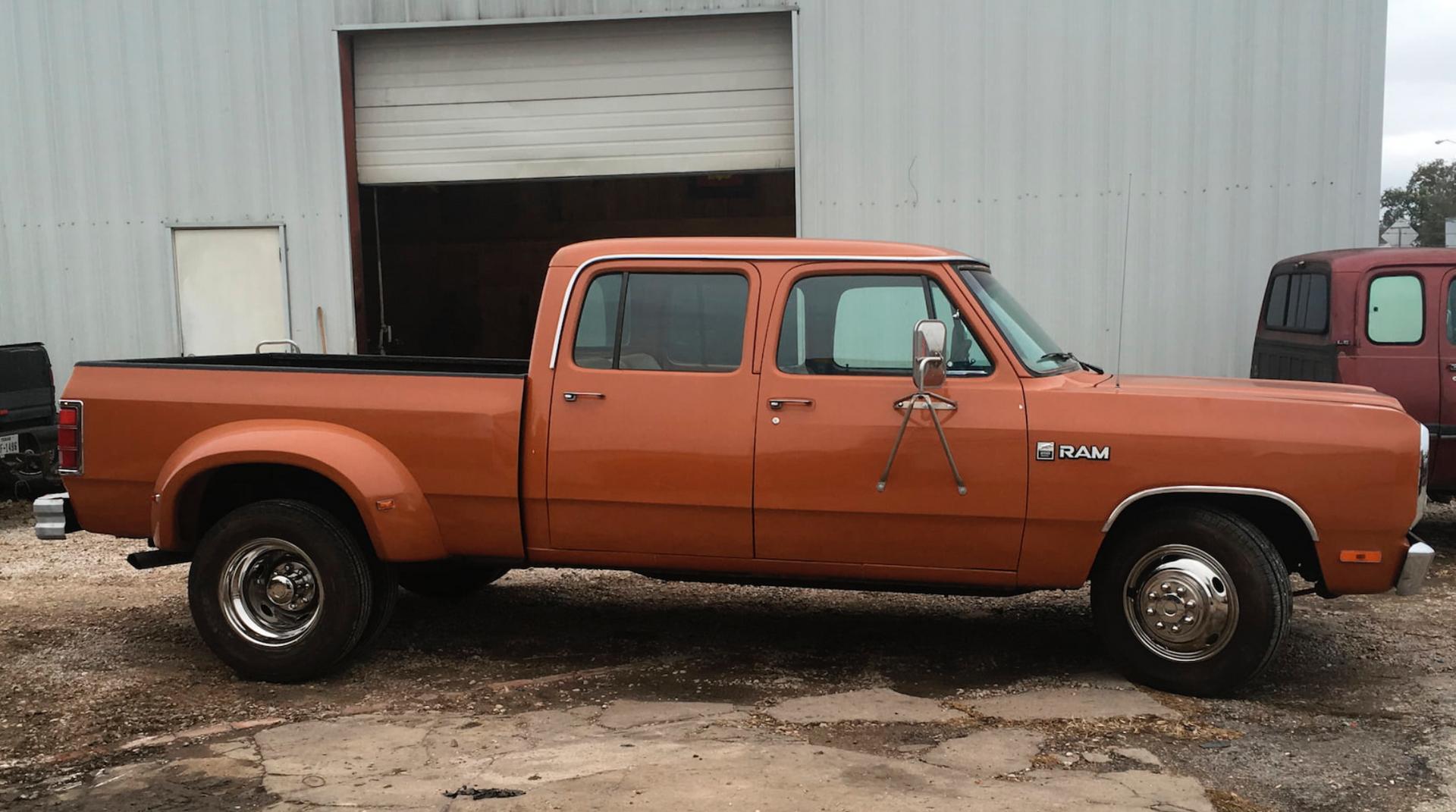 1981 dodge ram d250 pickup