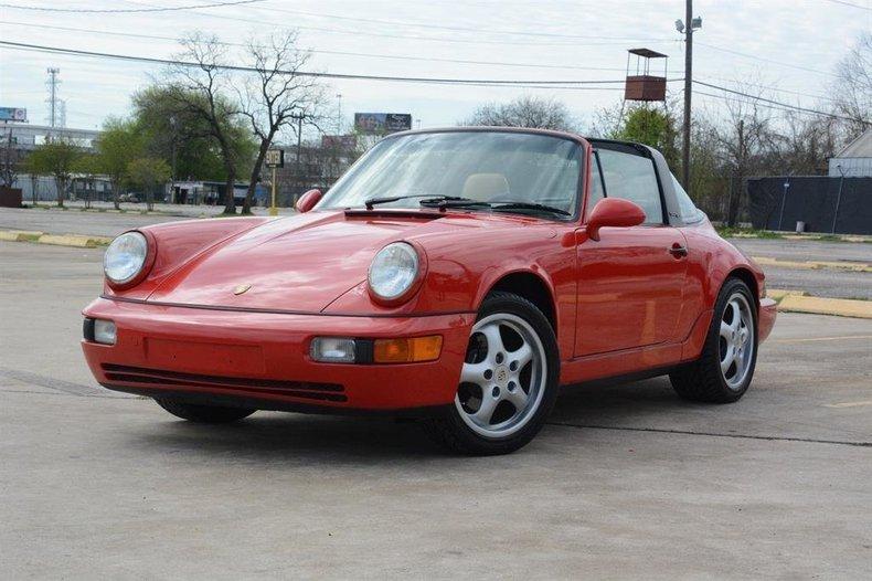 1993 Porsche 911 964