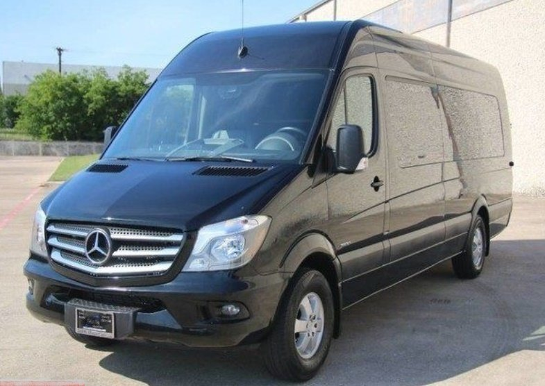 2016 Mercedes-Benz Sprinter Executive