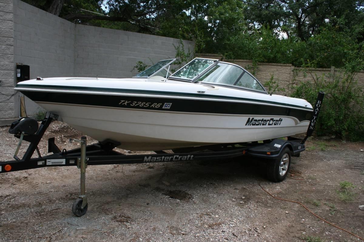 2000 mastercraft ski boat