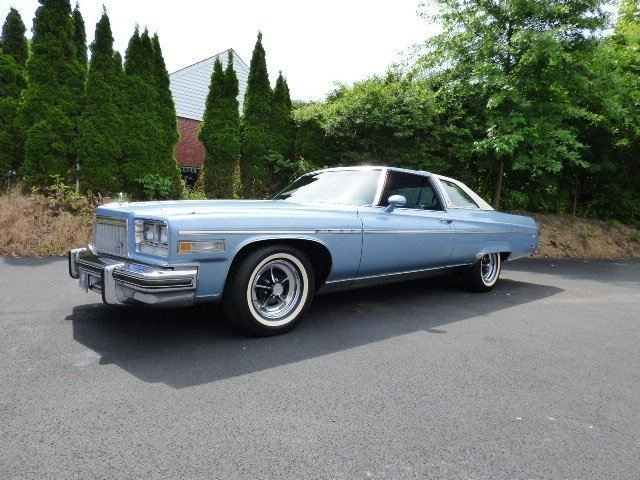1976 buick electra limited landau coupe