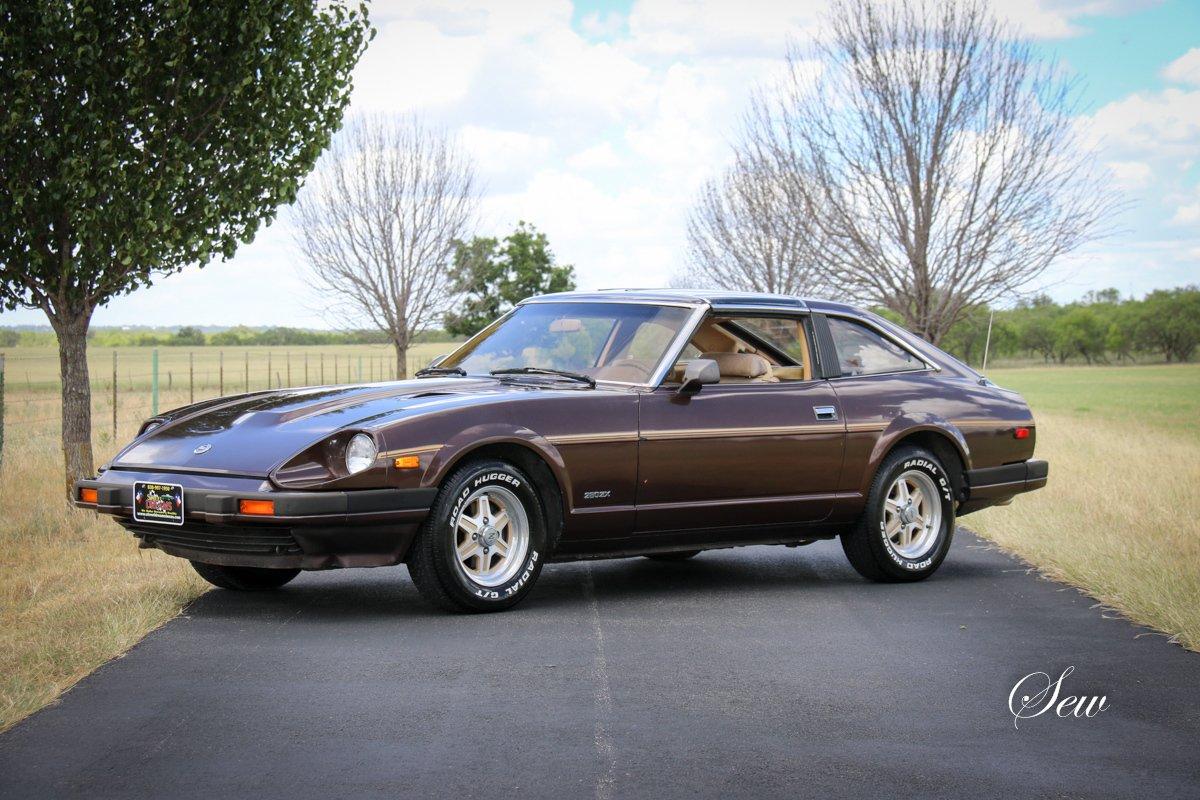 1983 datsun 280zx coupe
