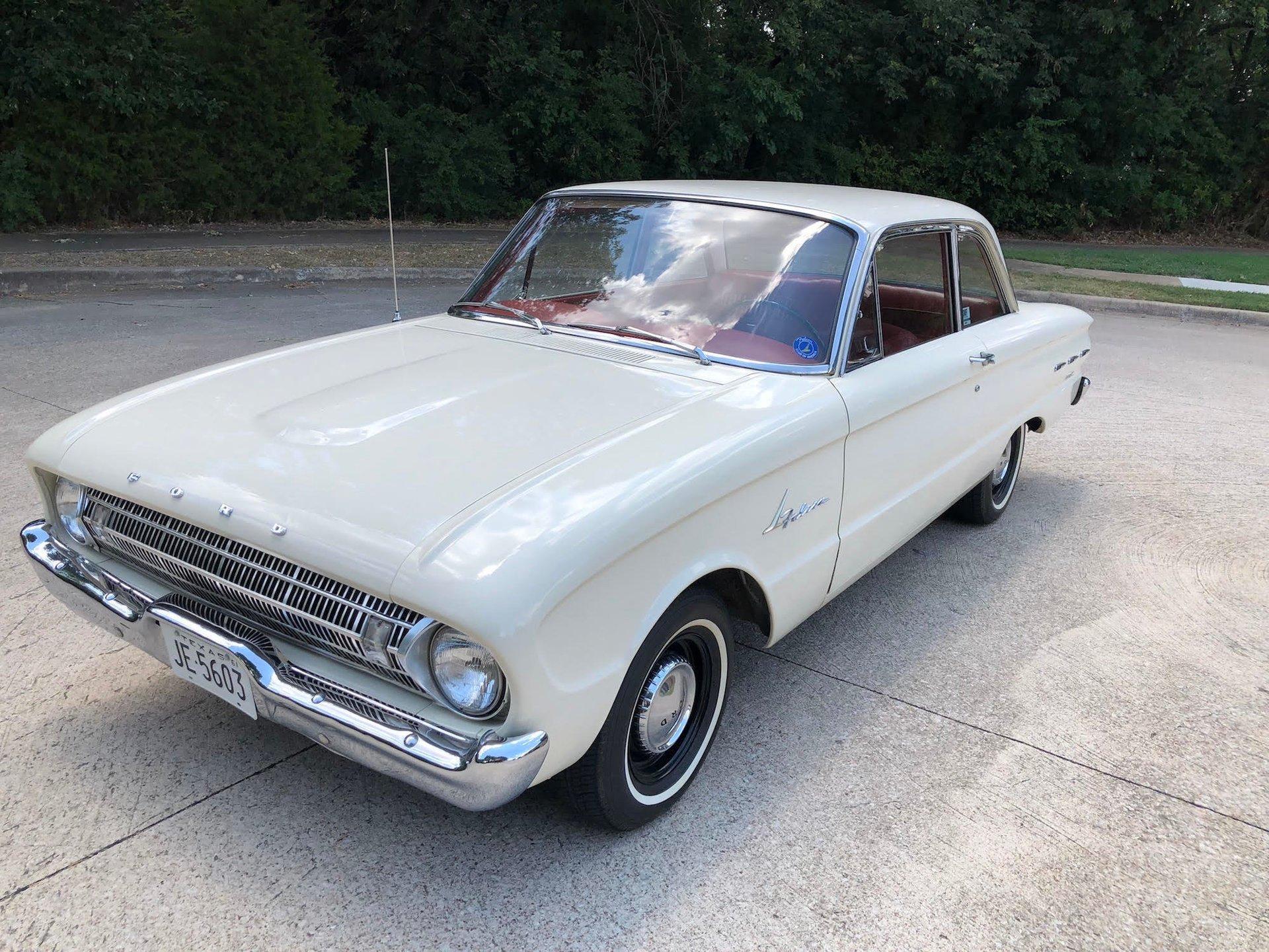 1961 Ford Falcon Premier Auction