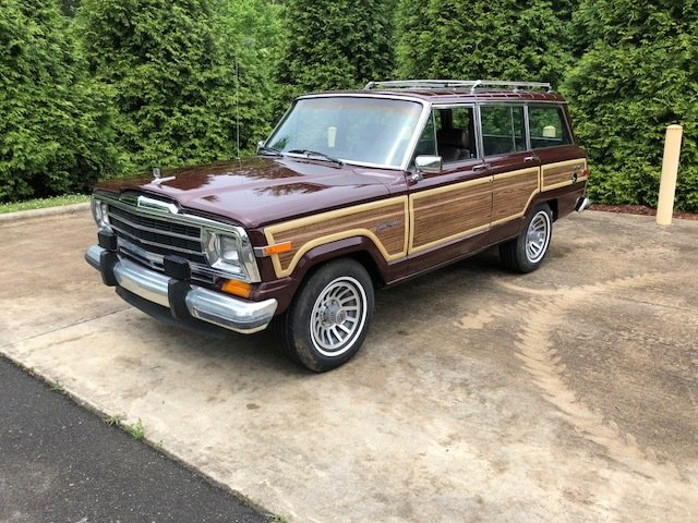 1987 AMC Jeep