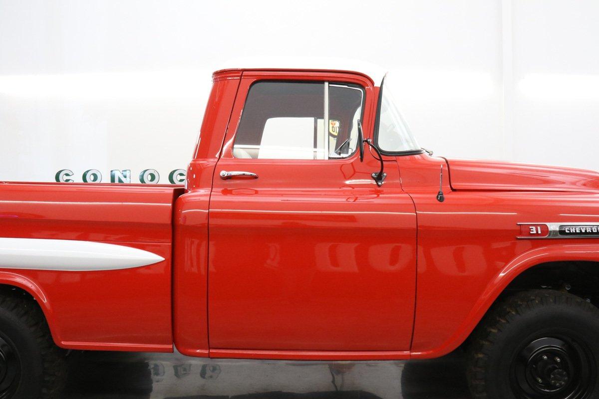 1959 Chevrolet Apache | Premier Auction