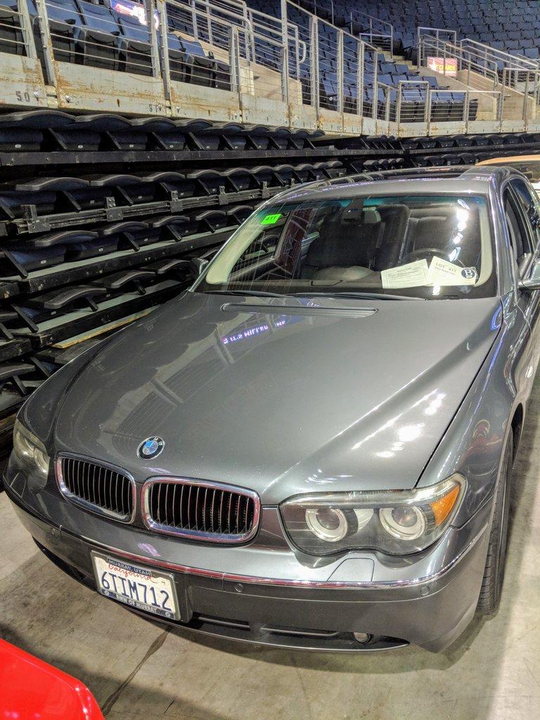2005 BMW 745i