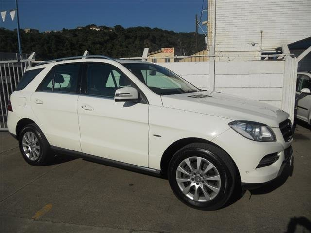 2009 Mercedes-Benz ML320d