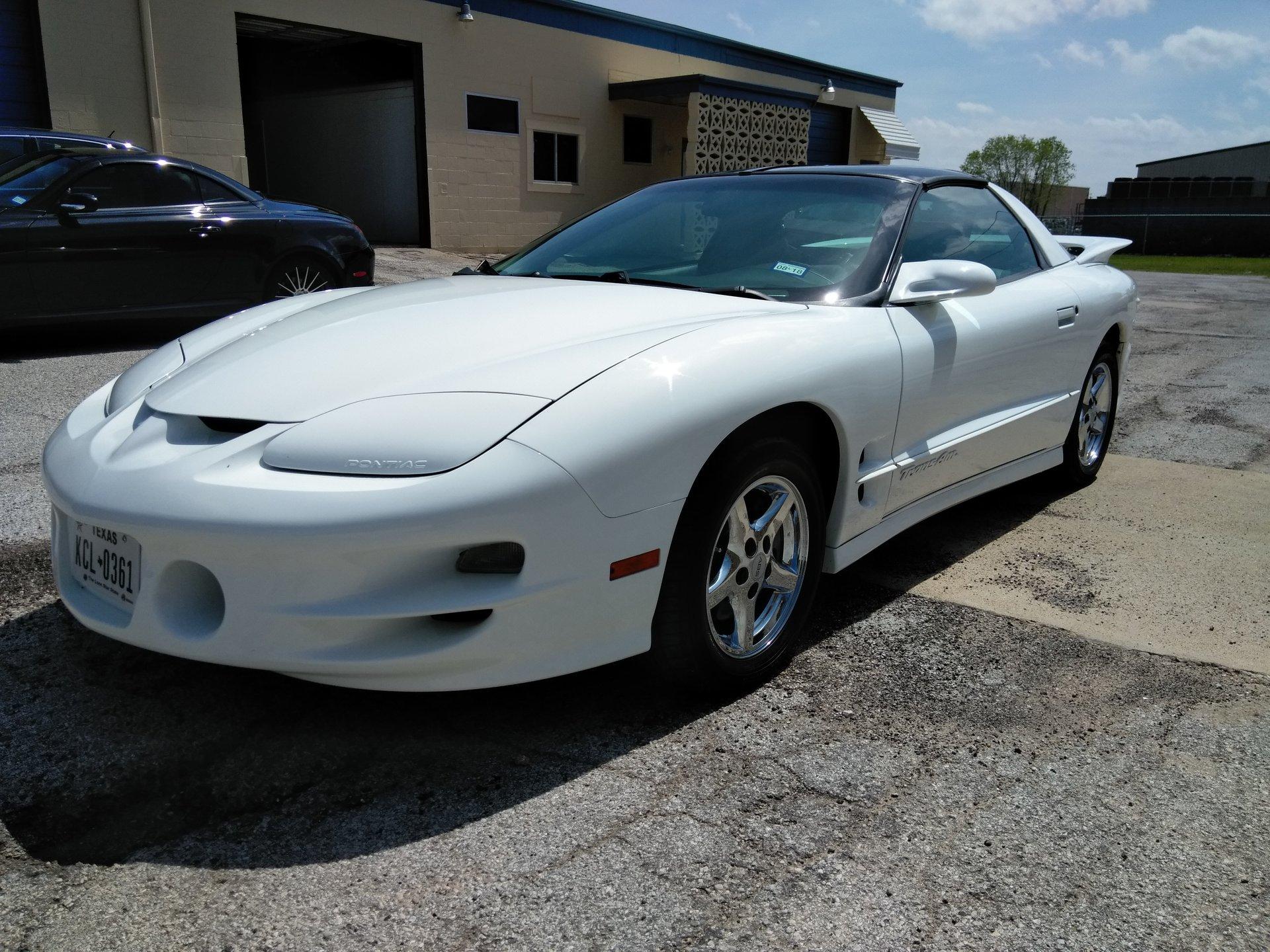 1998 pontiac trans am coupe