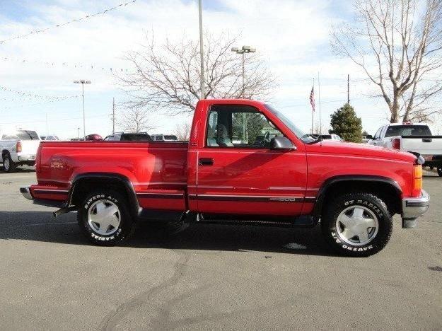 1992 GMC 1500 Sierra