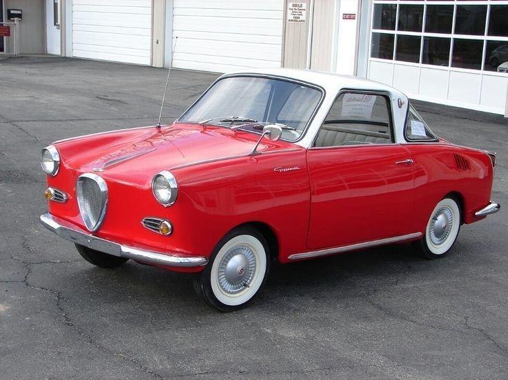 1960 glas gogomobil coupe