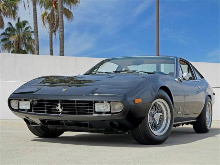 1972 ferrari 365 gtc 4 coupe