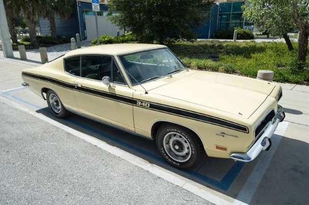 1969 plymouth barracuda formula s coupe