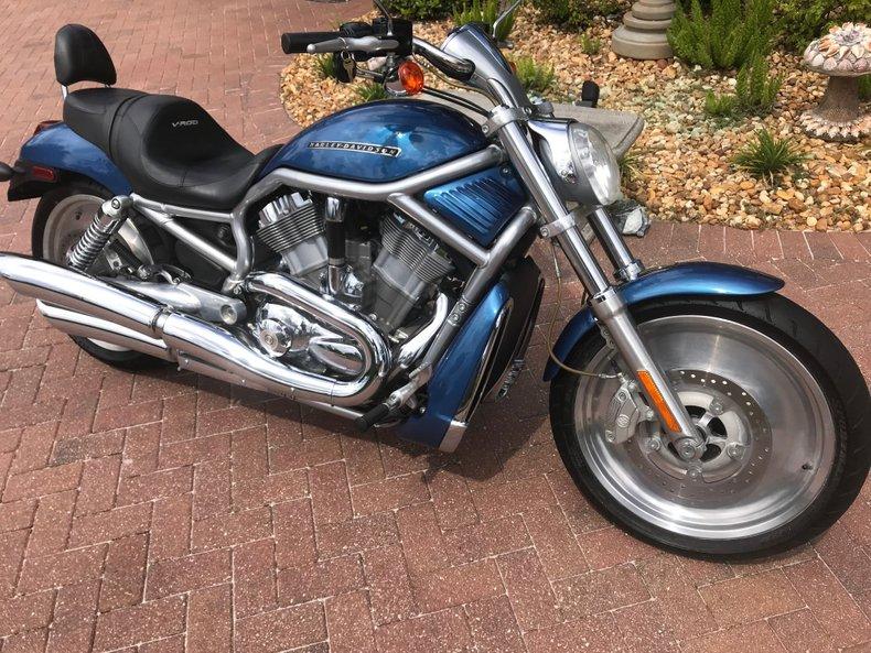 2006 Harley Davidson VRSC