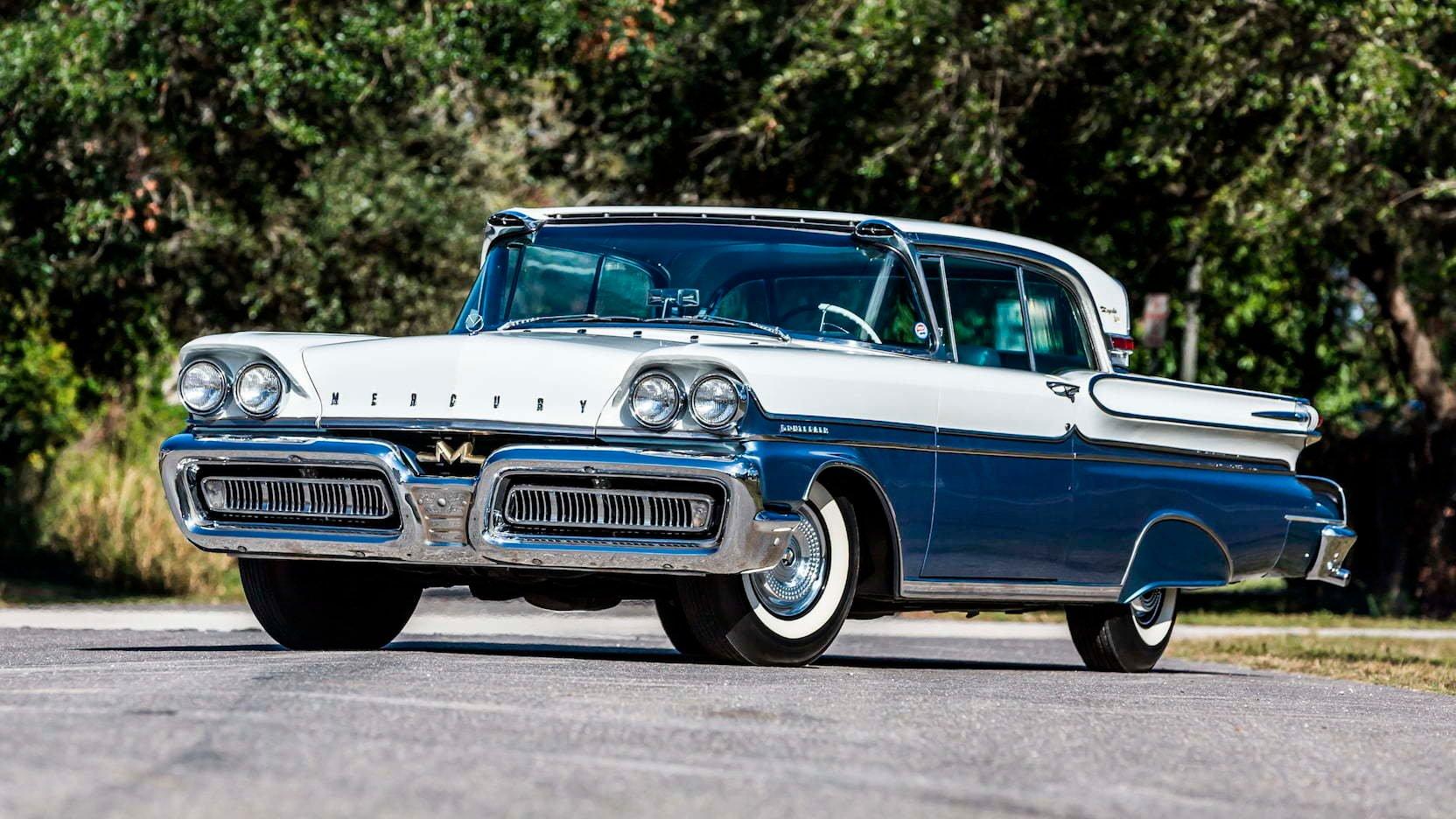 1958 mercury turnpike cruiser