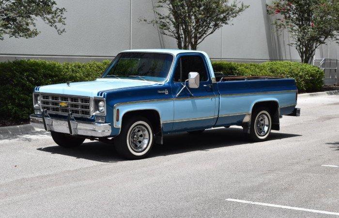 1977 chevrolet silverado pickup
