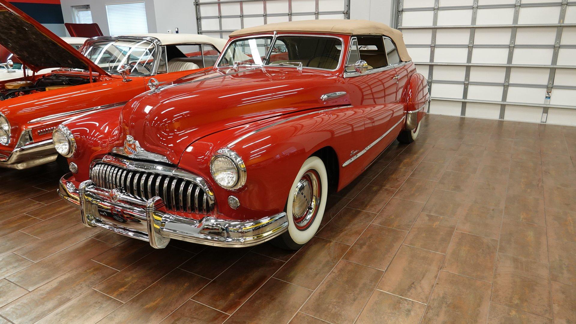 1948 buick super convertible