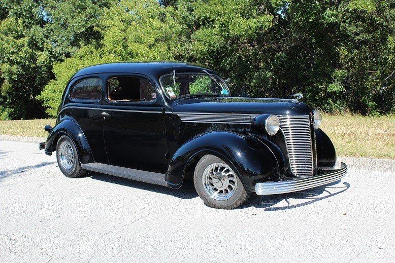 1937 desoto street rod sedan