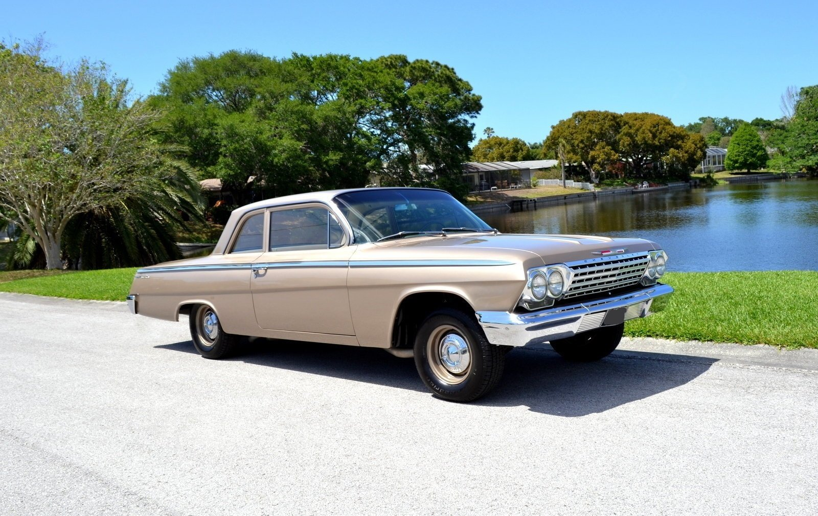 1962 chevrolet bel air sedan