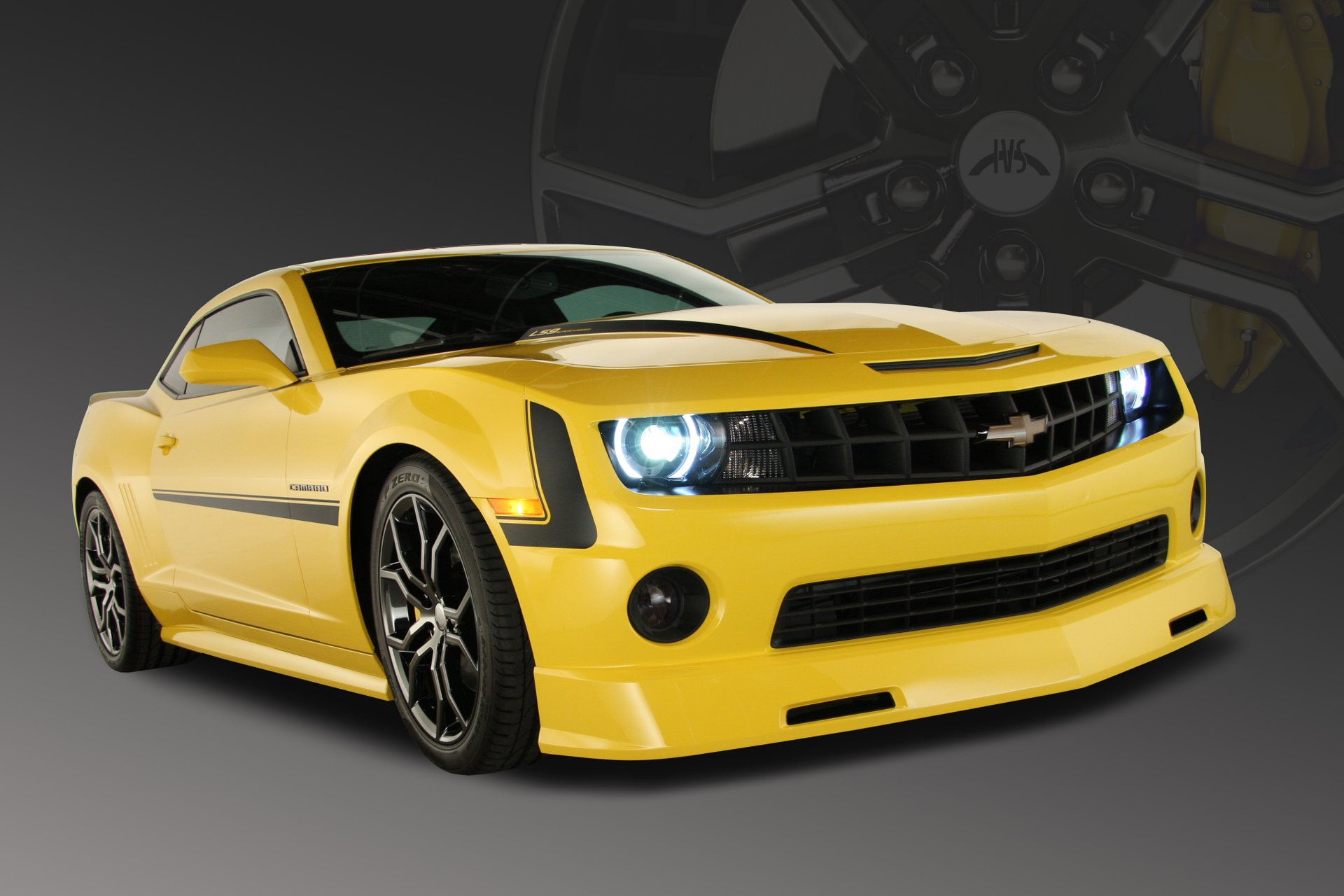 2010 chevrolet camaro custom coupe